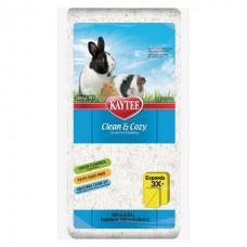 Kaytee Clean&Cozy White - подстилка для грызунов, целлюлоза, белая
