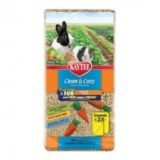 Kaytee Clean&Cozy Vegetable Garden - подстилка для грызунов, целлюлоза