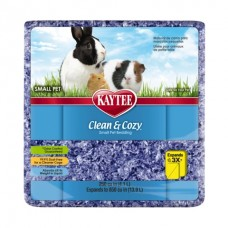 Kaytee Clean&Cozy Purple - подстилка для грызунов, целлюлоза, фиолетовый