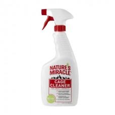 Natures Miracle Small animal cage cleaner - уничтожитель запахов для клеток мелких животных
