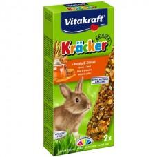 Vitakraft Cracker with honey mini bunny - крекер для кроликов c медом