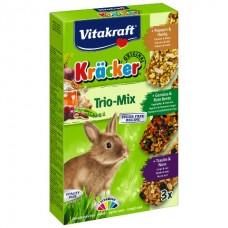 Vitakraft Cracker for Rabbits With Vegetables and Pop-Corn - крекер для кроликов с овощами и поп-корном