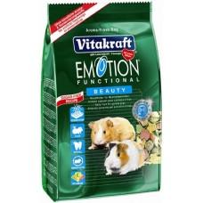 Vitakraft Emotion Beauty Adult - основной корм для морских свинок