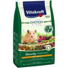 Vitakraft Emotion Beauty Selection Adult - основной корм для хомяков