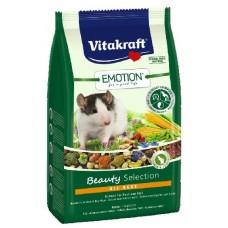 Vitakraft Emotion Beauty Rat Selection All Ages - корм для крыс