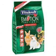 Vitakraft Emotion Beauty Adult - основной корм для кроликов
