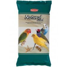 Padovan Natural Sand - наполнитель для птичьей клетки