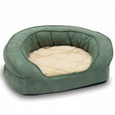 K&H Deluxe Ortho Bolster Sleeper - ортопедический лежак для собак