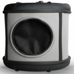 Спальное место-домик для собак и котов «K&H Mod Capsule» - просто собирается и разбирается с помощью застежек-молний: описание
