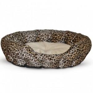 Спальное самосогревающиеся место для собак и котов «K&H Nuzzle Nest» - экологичный инновационный наполнитель: описание