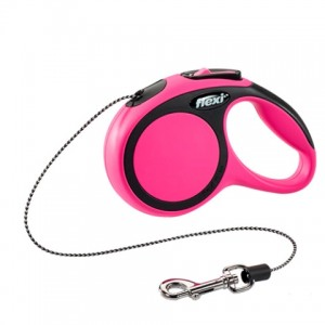 Flexi Поводокрулетка New Comfort Basic M - (5 м. до 25 кг.)