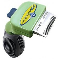 FURminator Short Hair Toy Dog deShedding Tool для короткошерстных собак миниатюрных пород собак