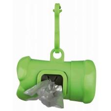 Trixie Dog Dirt Bag Dispenser Plastic - контейнер для пакетов, пластик