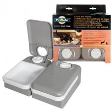 PetSafe Eatwell 2 Meal Pet Feader - автоматическая кормушка для котов и собак с таймером