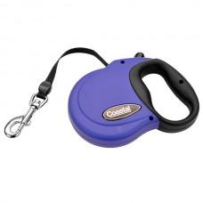 Power Walker рулетка-поводок для собак, 5 м до 10 кг.