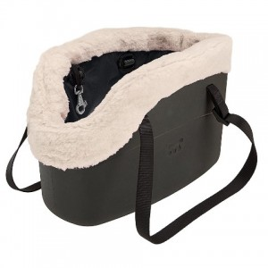 Ferplast With-Me Winter - сумка-переноска для маленьких собак (21,5 x 43,5 x 27 cm)