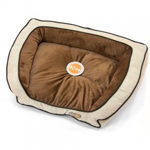 «K&H Болстер Коуч» лежак-подстилка для собак | K&H Bolster Couch: отлично держит тепло, мягкий, комфортный, удобный | Экономьте время и деньги: купить сейчас в зоомагазине Petplus по хорошей цене: описание, продажа