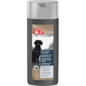 8 in 1 Black Pearl Shampoo and Conditioner - шампунь-кондиционер Черный жемчуг, для собак с темной шерстью