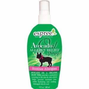 Espree Avocado Oil Allergy Relief Spray - cпрей способствует удалению аллергенов