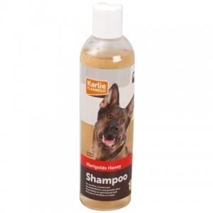 Питательный и увлажняющий кожу шампунь для собак «Flamingo Marigold's Honey Shampoo» - усиливает кровообращение, увлажняет и тонизирует кожу и шерсть Вашего питомца: узнай больше