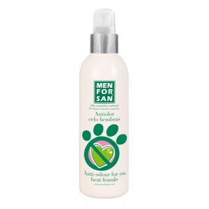MENFORSAN Anti-Odour for On-Heat Female - специальные средства для собак / Против запаха течки