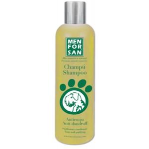 MENFORSAN - Натуральный шампунь для собак против перхоти с лимоном