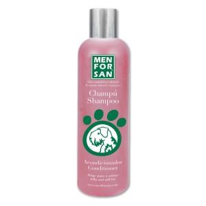 MENFORSAN Conditioner Shampoo - шампунь с кондиционером для легкого расчесывания и распутывания колтунов - собаки
