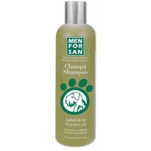 MENFORSAN Tea Tree Oil Shampoo - шампунь с чайным деревом для собак
