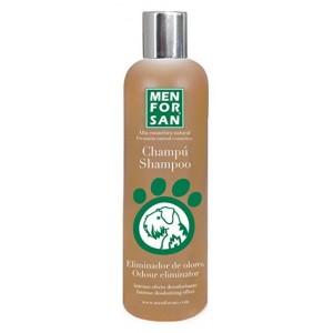 MENFORSAN - Натуральный шампунь с корицей для удаления запахов - для собак