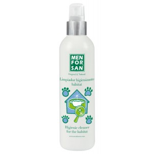 MENFORSAN Hygienic Cleaner for Habitat - устранитель запахов для одежды и тканей