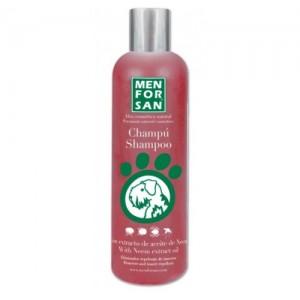 MENFORSAN - Антипаразитарный шампунь с экстрактом нимбового масла