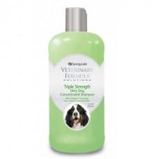 Veterinary Formula Triple Strength Dog Shampoo - концентрированный шампунь для собак