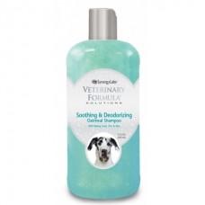 Veterinary Formula Soothing & Deodorizing Shampoo - успокаивающий шампунь для собак и кошек