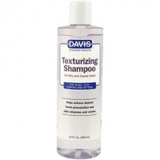 Davis Texturizing Shampoo - шампунь для жесткой и объемной шерсти у собак и котов