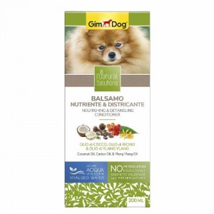 GimDog Natural Solutions Perfume White Musk and Conifers - духи для собак с ароматом белого мускуса и хвойного дерева