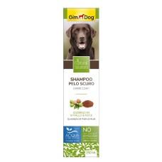 GimDog Natural Solutions Dark Coat Shampoo - шампунь для собак с черной шерстью