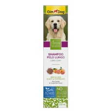 GimDog Natural Solutions Long Coat Shampoo - шампунь для собак с длиной шерстью