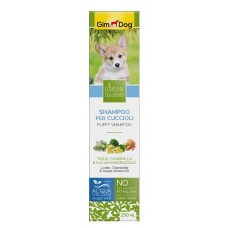 GimDog Natural Solutions Puppy Shampoo - шампунь для щенков