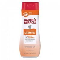Natures Miracle Shed Control Shampoo - шампунь против линьки с цитрусом для собак