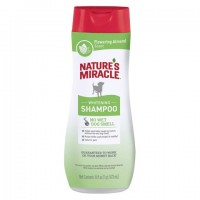 Natures Miracle Whitening Shampoo - шампунь для белой и светлой шерсти собак