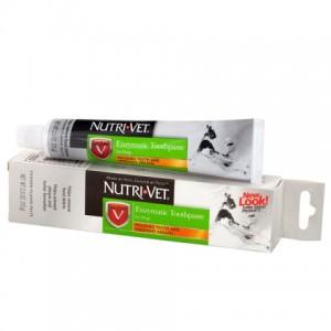Nutri-Vet (Нутри-Вет) «ЭНЗИМНАЯ ЗУБНАЯ ПАСТА» со вкусом курицы для собак