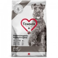 1st Choice Adult Hypoallergenic All Breeds - гипоаллергенный сухой корм для собак с уткой и картошкой