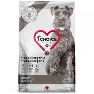 «ФЕСТ ЧОЙС УТКА БАТАТ» легкоусвояемый, сбалансированный, гипоаллергенный корм для собак страдающих пищевой аллергией: найти сейчас в зоомагазине Petplus: описание, фото