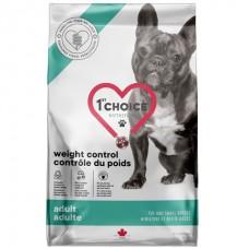 1st Choice Adult Weight Control Toy&Small - сухой диетический корм для собак мини и малых пород с избыточным весом