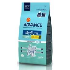 Advance «Эдванс» Dog Medium Puppy - для щенков средних пород