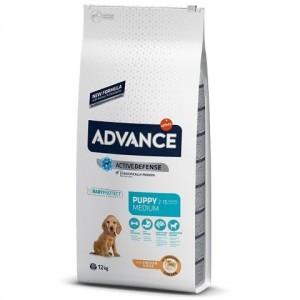 Advance «Эдванс» Dog Medium Puppy ➠ для щенков средних пород