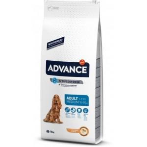 Advance «Эдванс» Medium Adult ➠ для взрослых собак средних пород