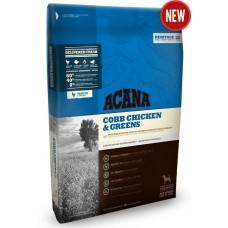 ACANA Cobb Chicken & Greens - для всех пород всех стадий жизни