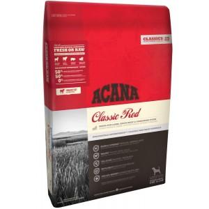 ACANA «Акана» Classic Red - корм для собак всех пород из красного мяса