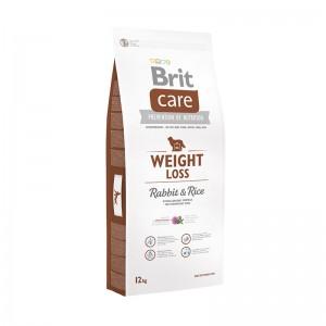 Brit Care Weight Loss Rabbit - корм с кроликом для собак с избыточным весом